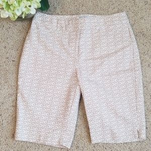 White House black market shorts. Size 6